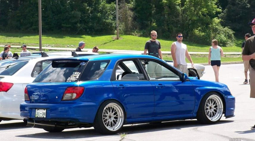 Main photo of William Melvin's 2002 Subaru Impreza
