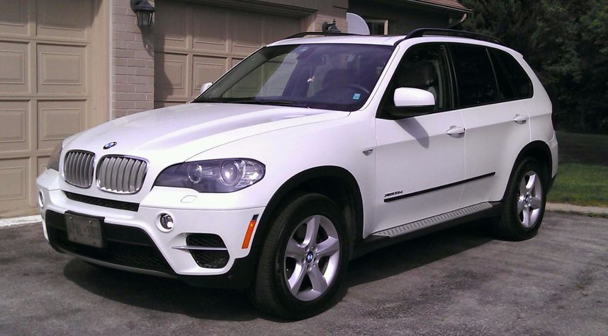 Main photo of Christopher Beacock's 2011 BMW X5
