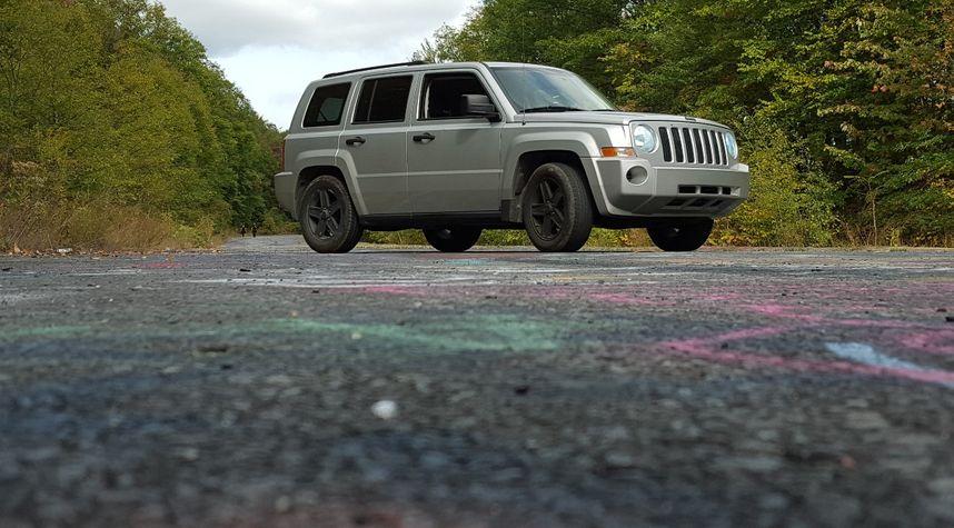 Main photo of Shane Gardner's 2008 Jeep Patriot