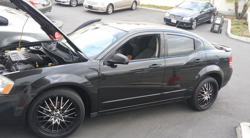 Main photo of Torrance Berg's 2008 Dodge Avenger