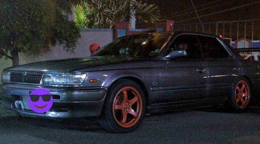 Main photo of Brandon Hunte's 1989 Nissan C33 Laurel