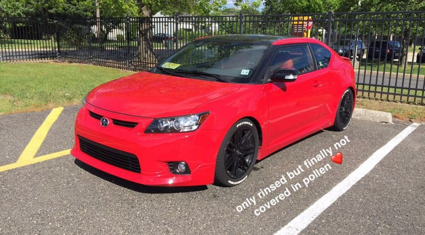 Main photo of Jake Hensz's 2013 Scion tC