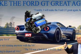 homepage tile photo for Make the Ford GT great again