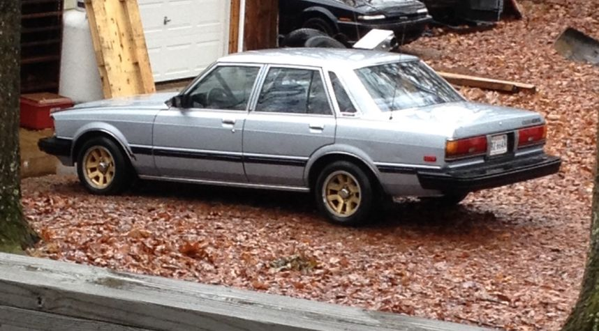 Main photo of Clayton Ashby's 1984 Toyota Cressida