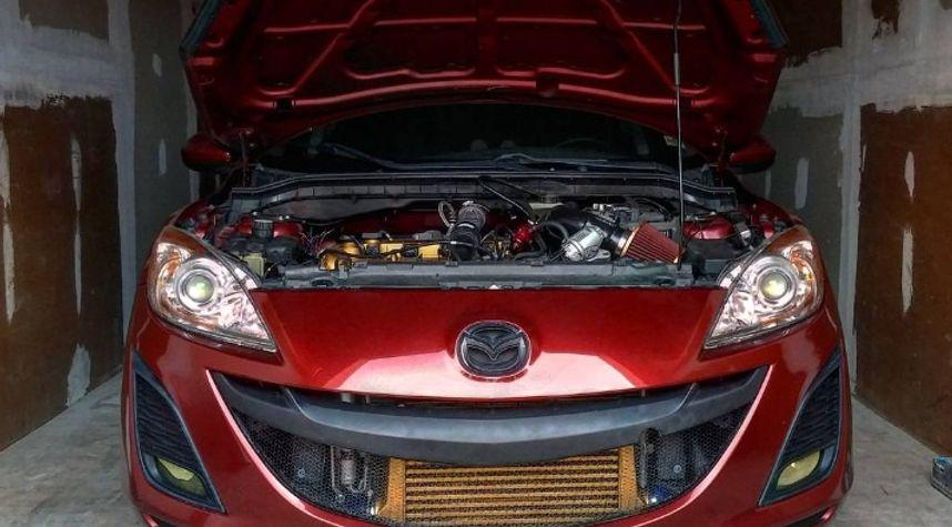 Main photo of Paola Natali's 2010 Mazda 3