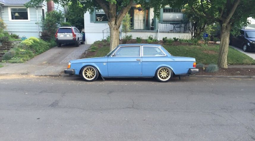Main photo of Harald Heldt's 1979 Volvo 242