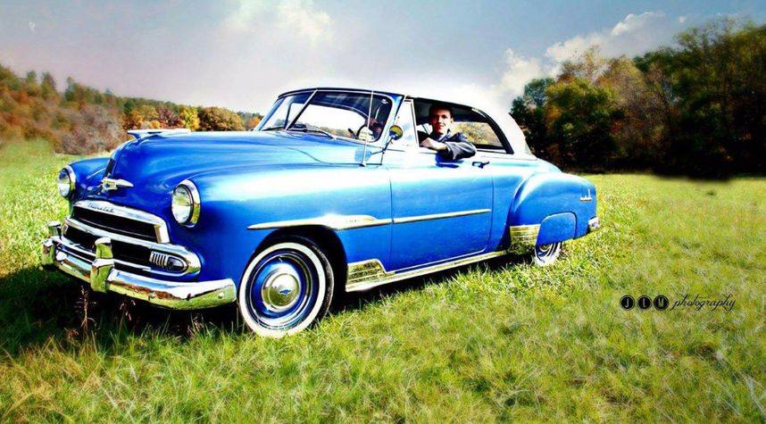Main photo of Justin Parker's 1951 Chevrolet Deluxe