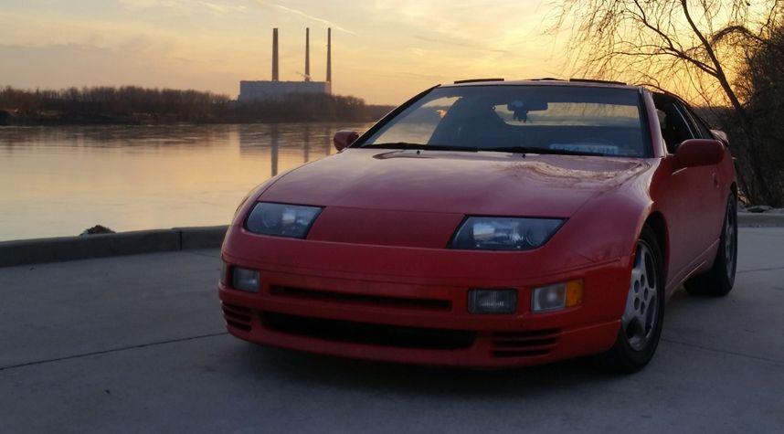 Main photo of Matt Spurlock's 1990 Nissan 300ZX