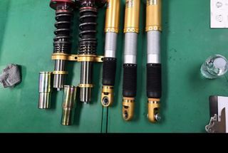 homepage tile photo for Quick turnaround on development of the VW Mk5/6 JIC ZMS coilovers Yes...