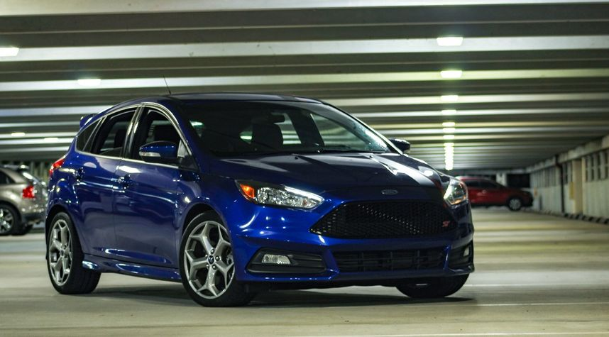Main photo of Jesse Williams's 2015 Ford Focus ST
