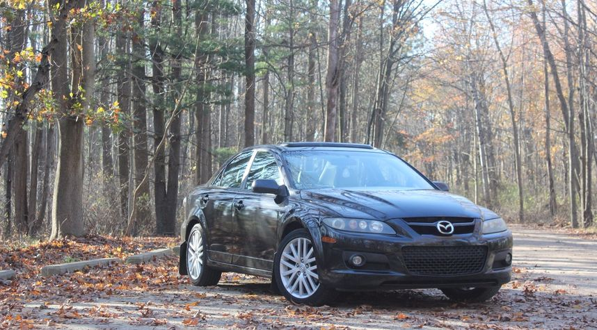 Main photo of Nicholas White's 2006 Mazda MAZDASPEED MAZDA6