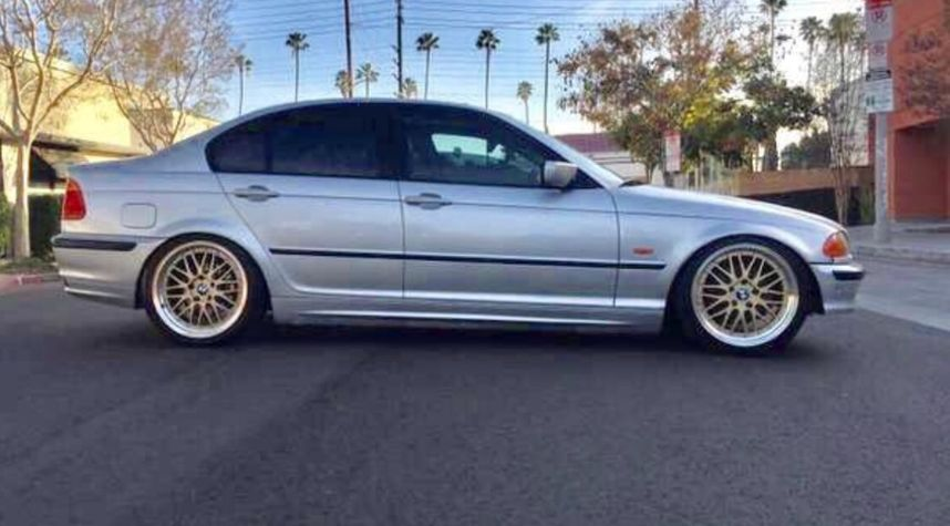 Main photo of Ronell Ellis's 1999 BMW 3 Series