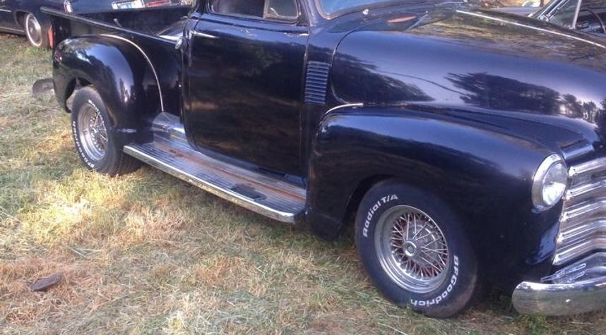 Main photo of Chase McKay's 1953 Chevrolet 3100