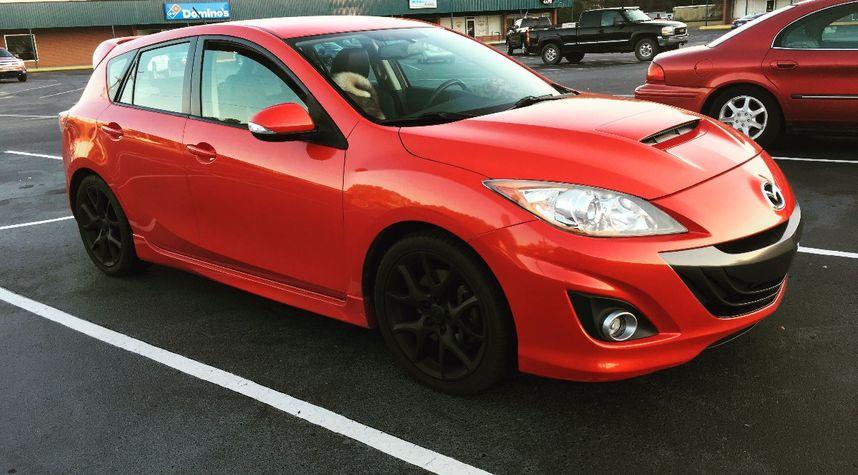 Main photo of Thomas George's 2010 Mazda MAZDASPEED3