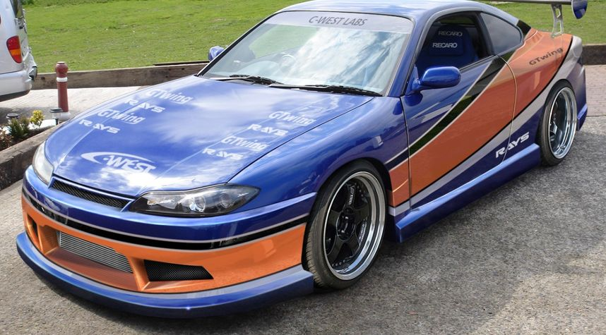 Main photo of Kayra Levent's 2000 Nissan 200SX