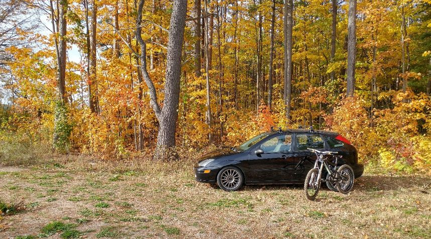 Main photo of Graham Howe's 2003 Ford Focus