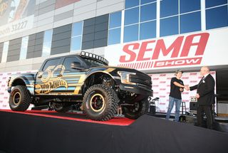 homepage tile photo for SEMA Show! What do you want to see?