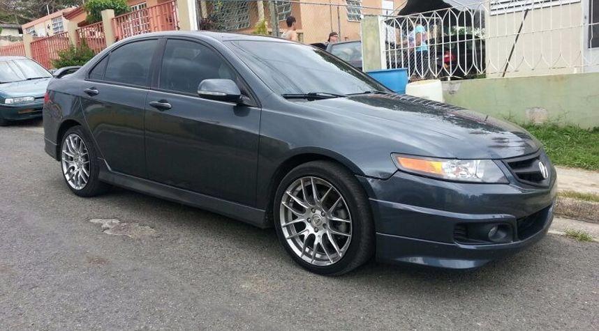 Main photo of Juny Ruiz's 2007 Acura TSX