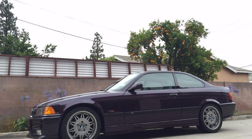 Main photo of Stephen Villagrasa's 1995 BMW M3