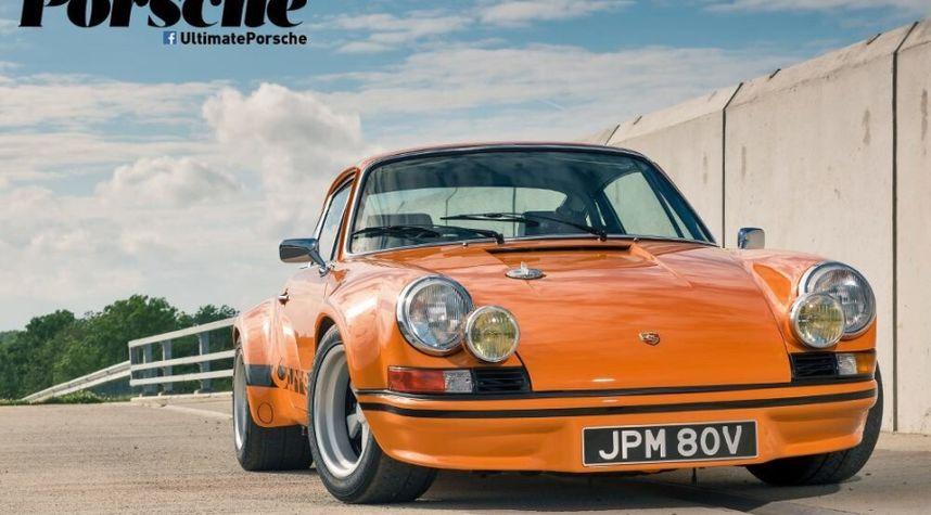 Main photo of Frank Cassidy's 1973 Porsche 911