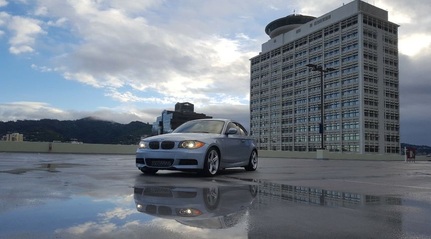 Main photo of Anthony Bell's 2011 BMW 1 Series
