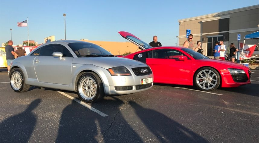 Main photo of Austin Lewellen's 2000 Audi TT