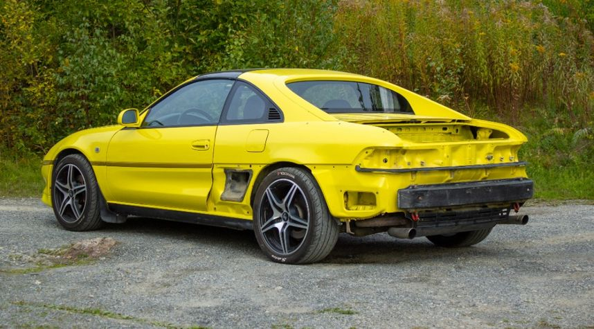 Main photo of Petter Stenklev's 1993 Toyota MR2
