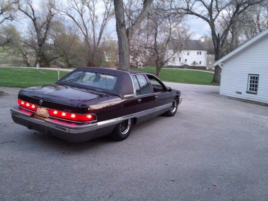 michael gissi s 1995 buick roadmaster on wheelwell michael gissi s 1995 buick roadmaster