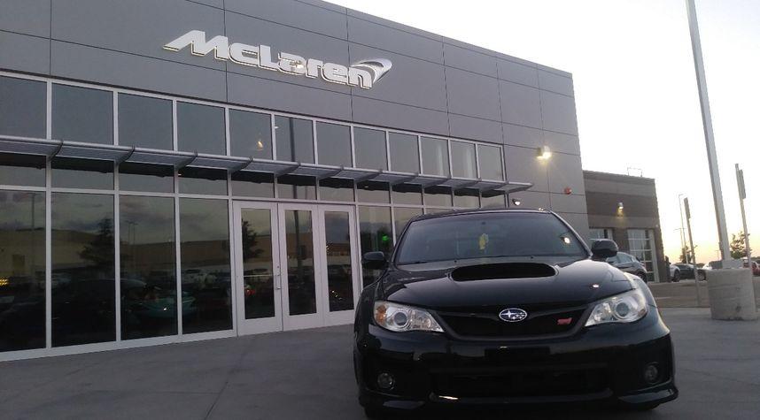 Main photo of Alex McRae's 2012 Subaru Impreza