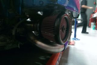 homepage tile photo for Intake and intercooler piping, nice and squeezy
