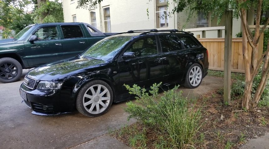 Main photo of Mark Wessel's 2004 Audi A4