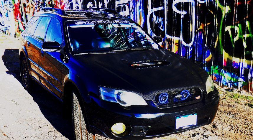 Main photo of Adam Lloyd's 2005 Subaru Outback