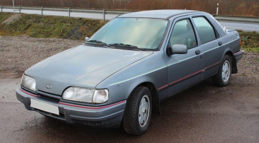 Main photo of Tonis Hillermaa's 1988 Ford Sierra