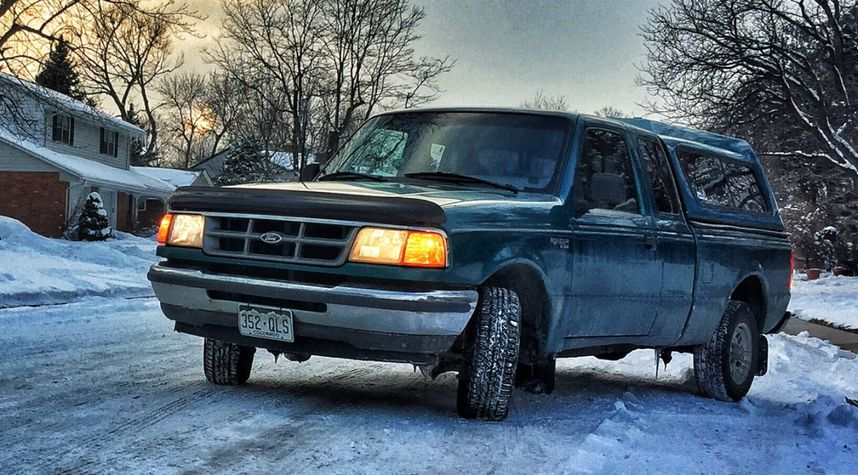 Main photo of Marcus Gesundheit's 1993 Ford Ranger
