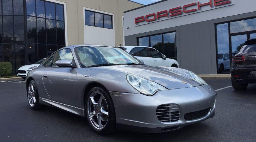 Main photo of Ted Zimmermann's 2004 Porsche 911