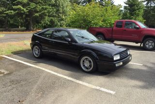homepage tile photo for Feels good to be driving the Corrado again!