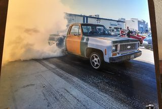 homepage tile photo for There is only one way to properly send off tires when you have...