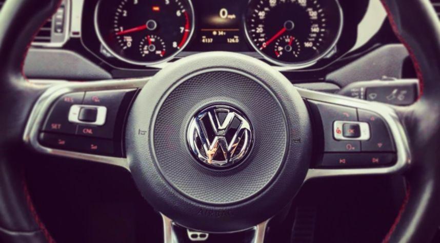 Main photo of Devin Capriati's 2017 Volkswagen GLI