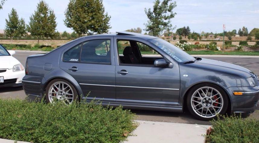 Main photo of Brendan Dunworth's 2004 Volkswagen GLI