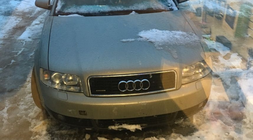 Main photo of Brenden Blatchford's 2005 Audi A4