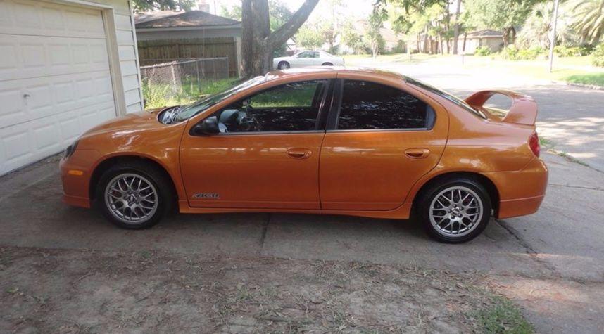 Main photo of Peter Bianco's 2005 Dodge Neon