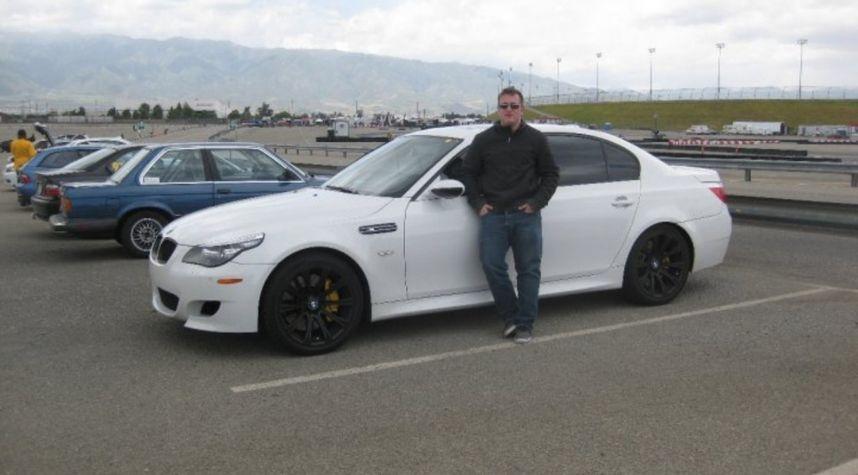 Main photo of Kai Groschi's 2008 BMW M5