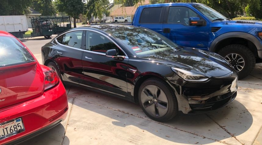 Main photo of Reptar Rodriguez's 2018 Tesla Model 3