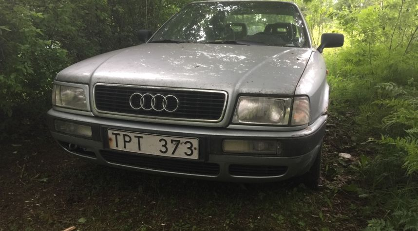 Main photo of Jakob Larsson's 1992 Audi 80