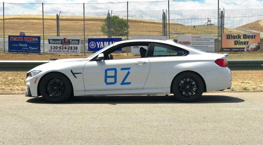 Main photo of Jahan Minoo's 2015 BMW M4