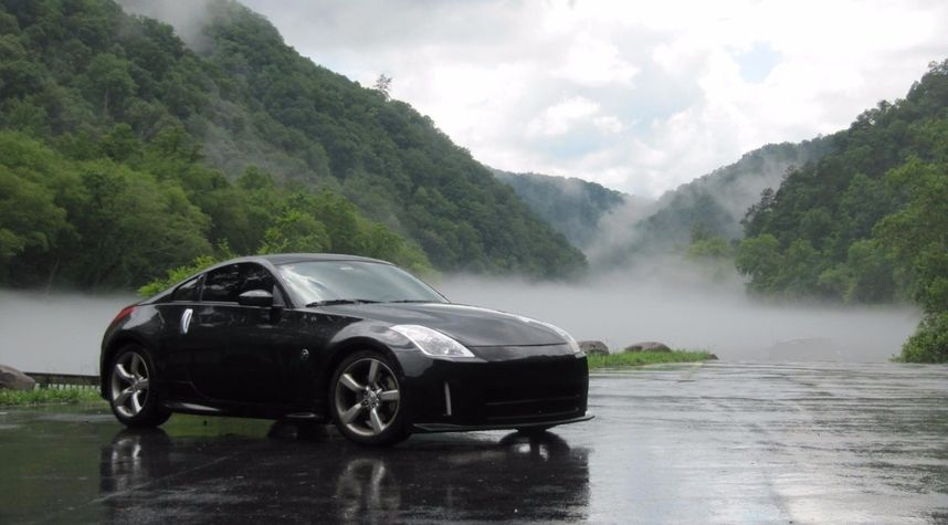 Main photo of Andrew Pitman's 2007 Nissan 350Z