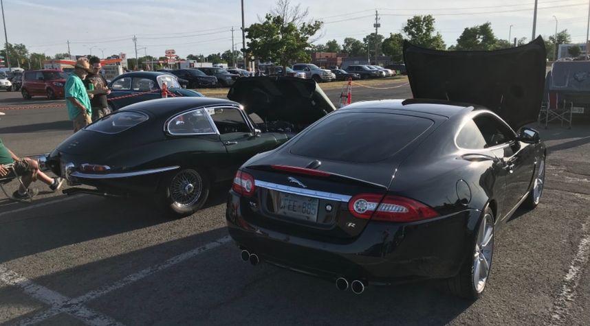 Main photo of Jim Pakeman's 2010 Jaguar XKR