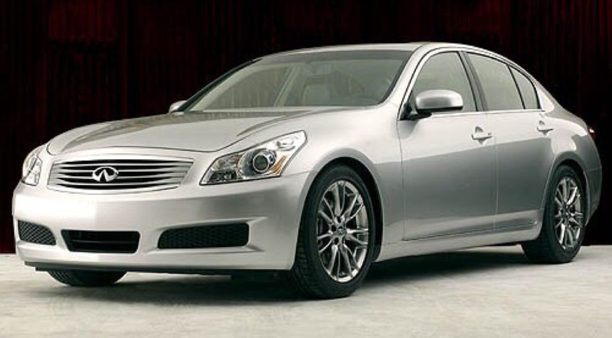 Main photo of Joseph Hallas's 2007 Infiniti G35