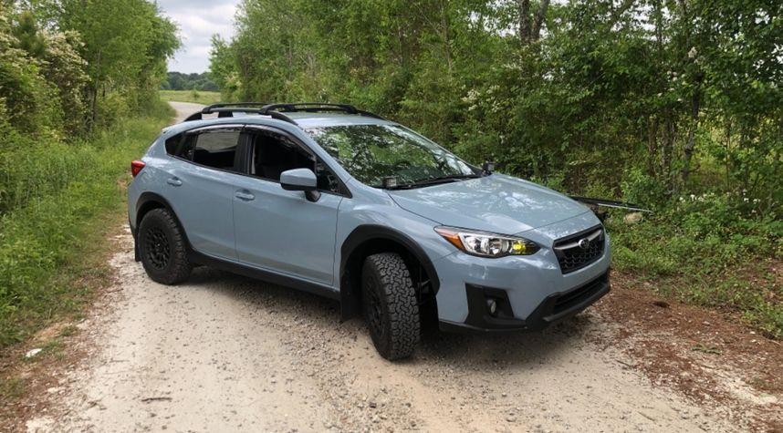 Main photo of Benito Cid's 2018 Subaru Crosstrek