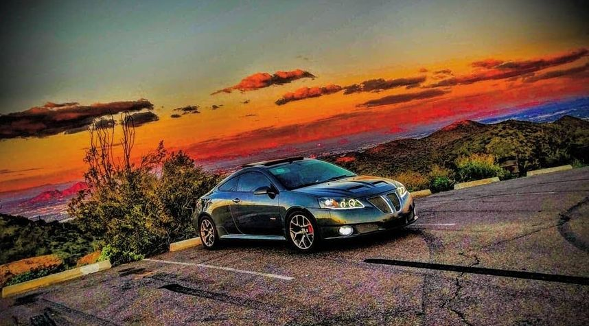 Main photo of John Berry's 2008 Pontiac G6